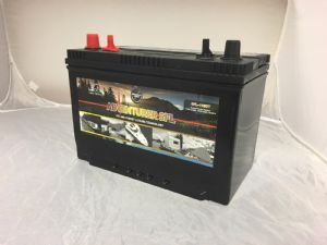 Leoch SFL-115DT - SEALED Lead Acid Leisure Battery with Dual Terminals